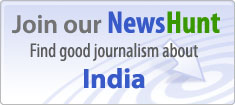 India News Hunt Badge