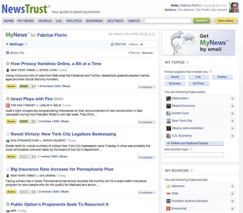 MyNewsScreenShot